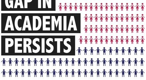 Gender gap in academia persists article thumbnail mt-3