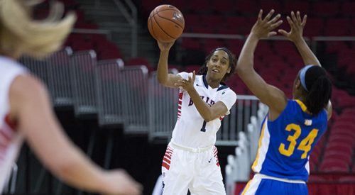 Women's Basketball: 'Dogs return home on winning streak article thumbnail mt-3