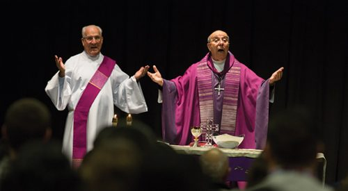 Hundreds gather for Ash Wednesday service on campus article thumbnail mt-3
