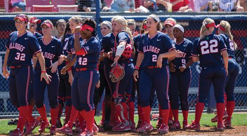 Softball: Confident 'Dogs begin season on the road article thumbnail mt-3