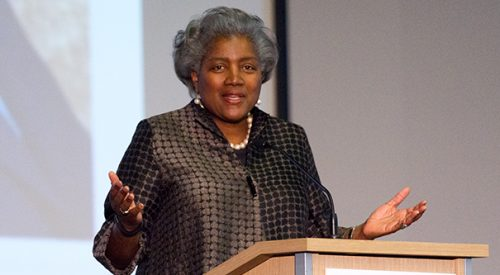 DNC Vice Chairwoman Donna Brazile: From empowerment to action article thumbnail mt-3