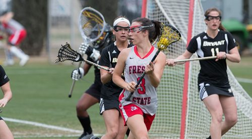 Lacrosse: Fresno State loses Bulldog battle at home article thumbnail mt-3