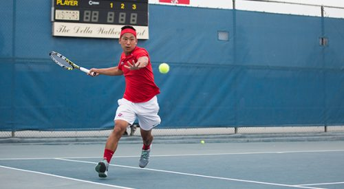 Men's Tennis: Doubleheader dominated by 'Dogs article thumbnail mt-3