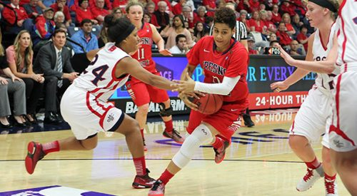 Women's Basketball: 'Dogs dropped in second round article thumbnail mt-3
