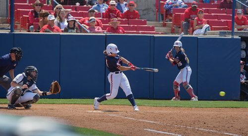 Softball: 'Dogs inching near conference title article thumbnail mt-3