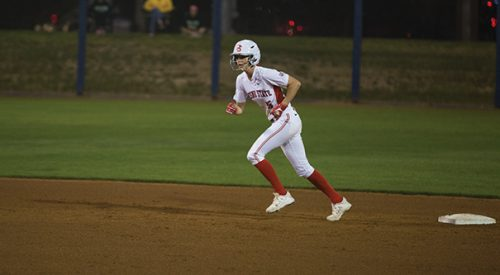 Softball: 'Dogs enter weekend with focus, momentum article thumbnail mt-3