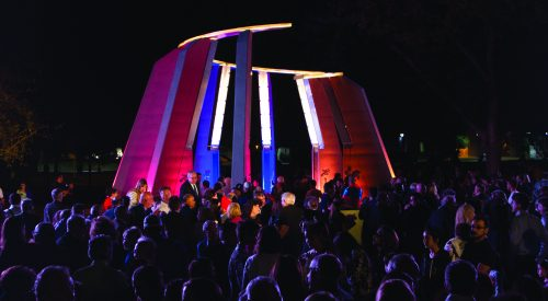'We will never forget': Thousands gather for centennial anniversary of Armenian Genocide article thumbnail mt-3