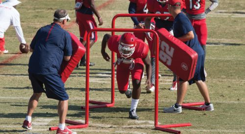Football: Injury to senior wideout leaves glaring void in receiving corps article thumbnail mt-3