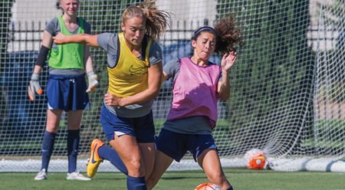 Women's Soccer: Bulldogs use rough start as learning experience article thumbnail mt-3