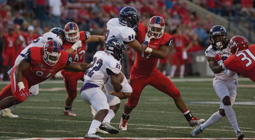 Week 2 Preview: 'Dogs set to tangle with SEC opponent article thumbnail mt-3