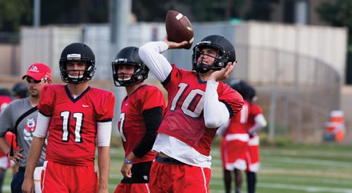 Bulldogs' QB Ford Childress out for season article thumbnail mt-3