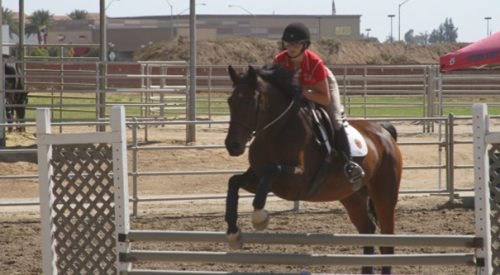 Equestrian holds scrimmage ahead of season opener article thumbnail mt-3