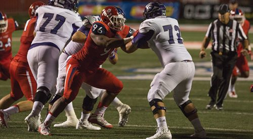 Football: Bulldog defense searching for spark article thumbnail mt-3