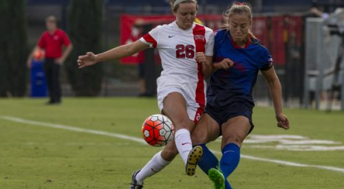 Soccer: 'Dogs fail to rally on Senior Day article thumbnail mt-3