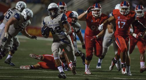 Football: 'Dogs get stomped on in front of home crowd article thumbnail mt-3