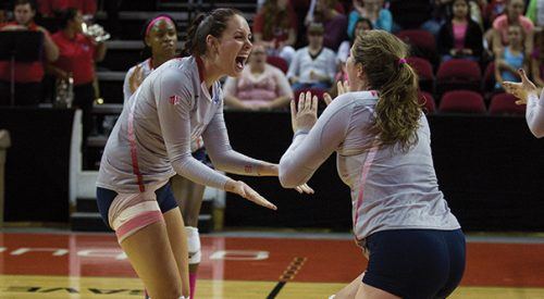 Voleyball: 'Dogs sweep MWC rival Nevada article thumbnail mt-3