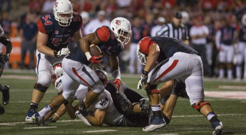 Week 10 Preview: 'Dogs refreshed heading into Thursday night matchup with Nevada article thumbnail mt-3