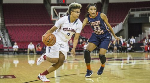 Women's Basketball: 'Dogs blow past Fresno Pacific in home opener article thumbnail mt-3