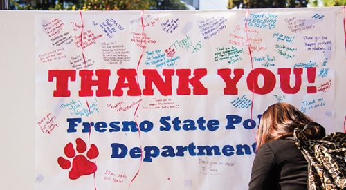 Students thank police for Monday's actions article thumbnail mt-3
