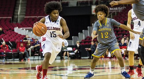 Women's Basketball: 'Dogs edge CSUB in midweek nonconference battle article thumbnail mt-3