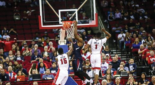 Men's Basketball: 'Dogs pull out thrilling, double-overtime victory over UNLV article thumbnail mt-3