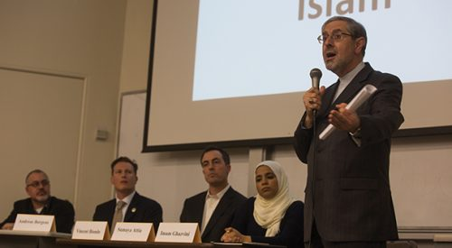 Panel discusses Islam and American politics in the face of ISIS article thumbnail mt-3