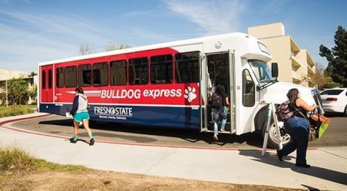 Bulldog Express route temporarily relocated article thumbnail mt-3