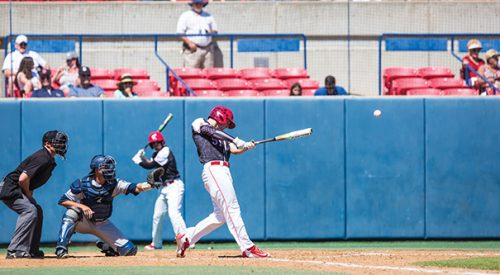 Baseball: 'Dogs complete sweep of Nevada with 7-6 win article thumbnail mt-3