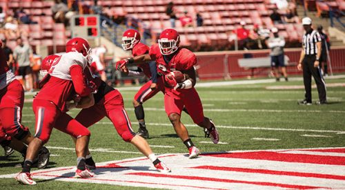 Football: 'Dogs pick up pair of nationally-televised games article thumbnail mt-3