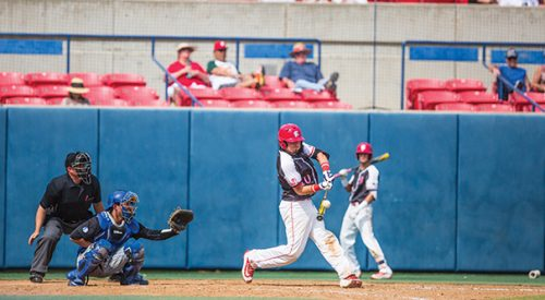 Baseball: 'Dogs top AF article thumbnail mt-3