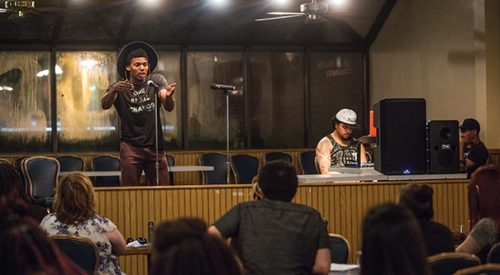 Poetry jam to be revived on campus article thumbnail mt-3