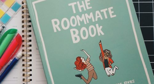 'The Roommate Book': I now pronounce you roommates article thumbnail mt-3