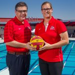 Benson to coach Women's Junior National Team article thumbnail
