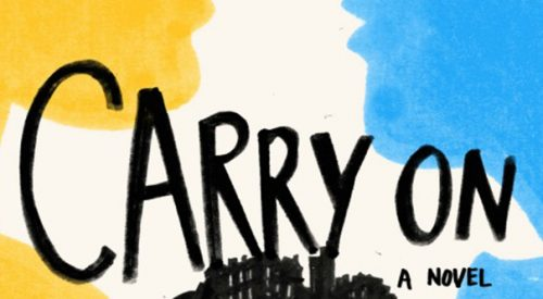 'Carry On' is original, relatable, magical article thumbnail mt-3