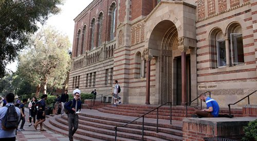 Fliers advertising 'UCLA White Students Group' removed from campus article thumbnail mt-3