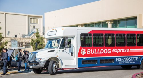 Thousands have ridden Fresno State shuttle. Have you? article thumbnail mt-3