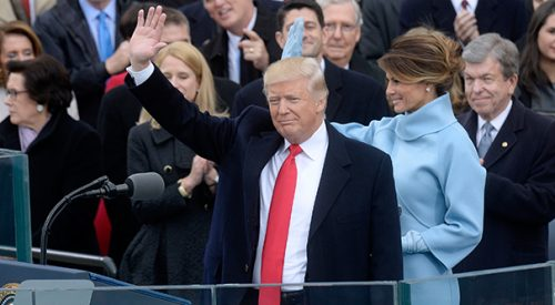 Trump is sworn in as president, a divisive, singular figure promising to lift up 'the forgotten' article thumbnail mt-3