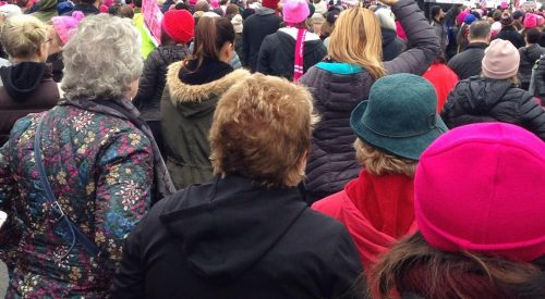 Fresno State student attends Women's March in DC article thumbnail mt-3