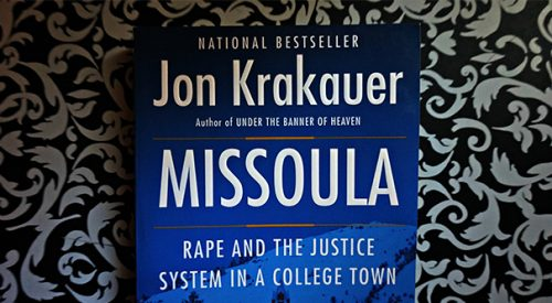 'Missoula': A sexual assault story that 'needs to be read' article thumbnail mt-3