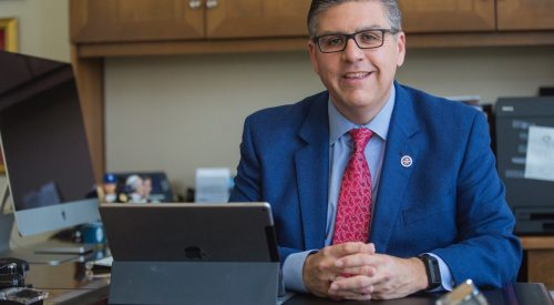 Humans of Fresno State Exclusive: Dr. Joseph Castro says 'there's a whole lot more to do' after graduation article thumbnail mt-3