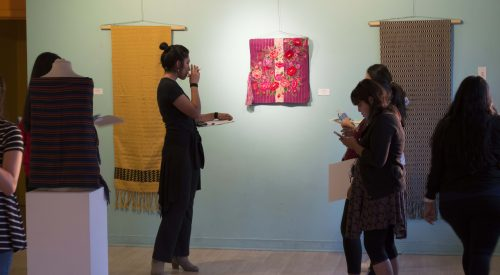 Mexican artisans present the makings of the rebozo article thumbnail mt-3