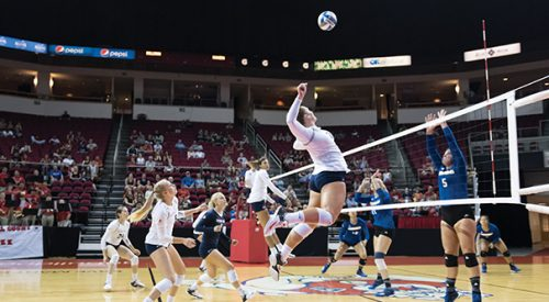 Block party at the Save Mart Center article thumbnail mt-3