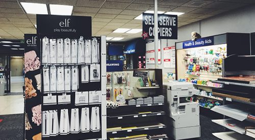 Kennel Bookstore now selling cosmetics, looking to expand article thumbnail mt-3
