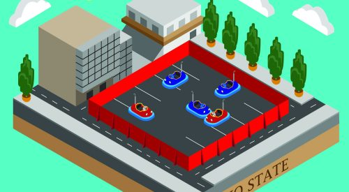 Since when is parking a game of bumper cars? article thumbnail mt-3