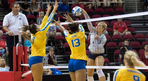 'Dogs serve aces, but Spartans take the match article thumbnail mt-3