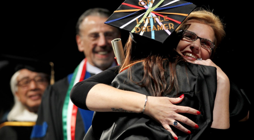 Why Fresno State's first lady believes in giving students a hug article thumbnail mt-3