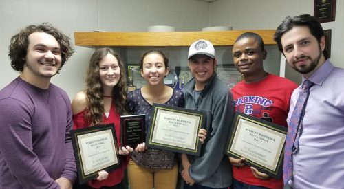 Debate team earns third place article thumbnail mt-3