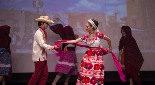 PHOTOS: 'Christmas in Mexico' fills Student Union with Mexican culture and holiday spirit article thumbnail mt-3