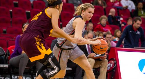 White and Utti lead 'Dogs to win against Air Force article thumbnail mt-2