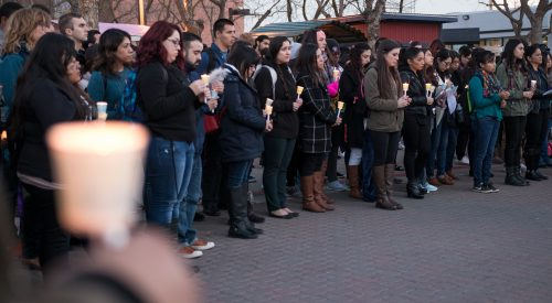 Memories of Ana Alcantar light up during campus vigil article thumbnail mt-3